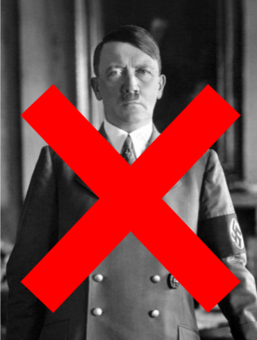 Adolf Hitler faces backlash over old tweets