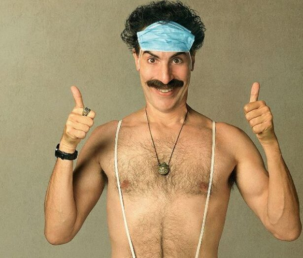 Sources: Pres. Trump to fire Giuliani, hire Borat as personal counsel