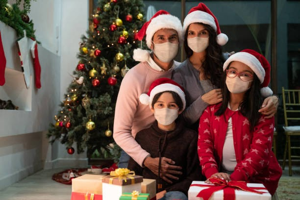 Did You Open Your Home to The Virus This Christmas?