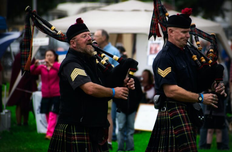 Scotland PM: Bagpipes 'Another Hollywood Cliche Gone Too Far'